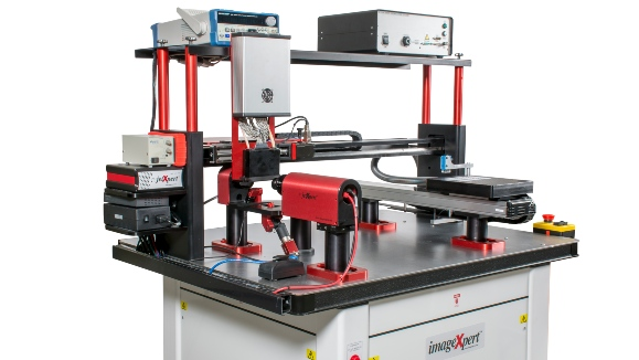 Industrial Multipass Printing - Print Station Linear Stage